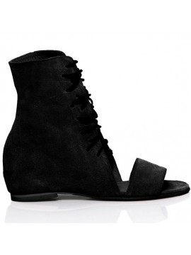 Sandale Eliza Negre