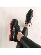 Pantofi Oxford Georgia