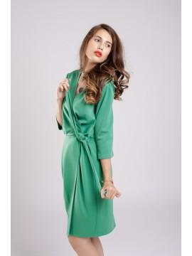 ROCHIE PETRECUTA GREEN DRESS