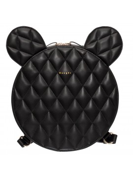 Rucsac Mickey Mouse AIME Black Quilted