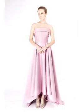 Rochie corset cu borduri accentuate