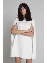 Rochie capa alba - designeri romani