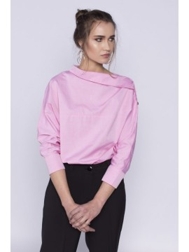 Camasa Twisted roz