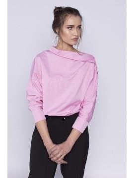 Camasa roz bumbac - Designeri Romani - The ITem